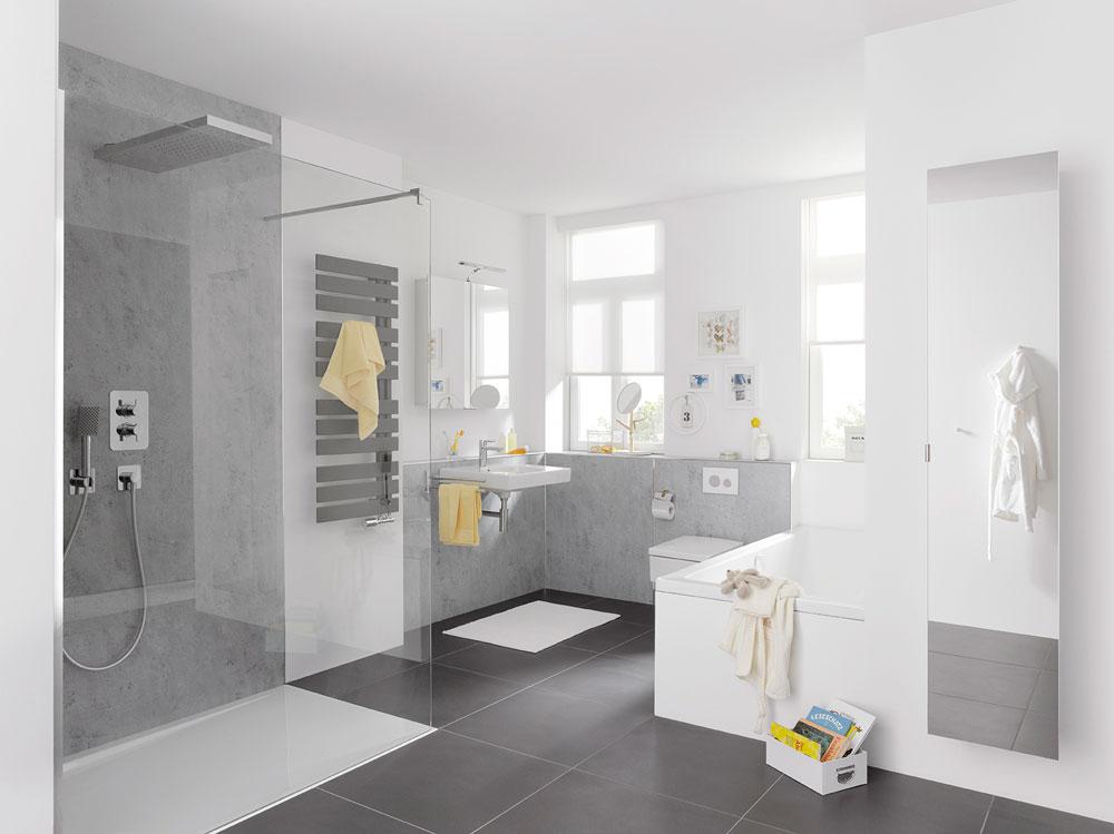 fugenlose wandverkleidung f r ihre bad oase badbarrierefrei m nchen. Black Bedroom Furniture Sets. Home Design Ideas