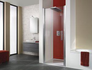 Renovetro-Wandverkleidung Flame Rot